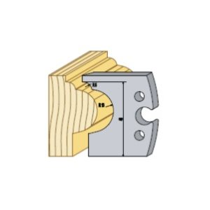 (PR) 50MM EUROSTYLE PROFILE KNIVES PER #95030